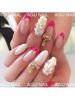 AGU NAIL_デザイン_05