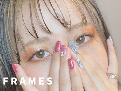 フレイムス アイラッシュ アンド ネイル(FRAMES)の写真