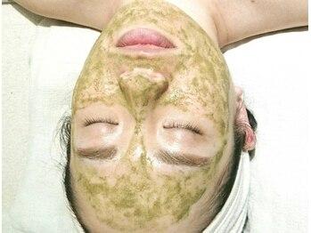ジュリス(JURIS)の写真/【シミ・シワ・毛穴のお悩み改善】剥がれないハーブピーリング☆【初回¥5980】敏感・乾燥肌オールスキン◎