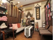 チャダー (CHADA)の雰囲気(ゆったりと流れる音楽やアロマ…本場タイの雰囲気に癒されて♪)