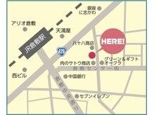 セルフエステ エンリケ 倉敷店の雰囲気(お店地図)