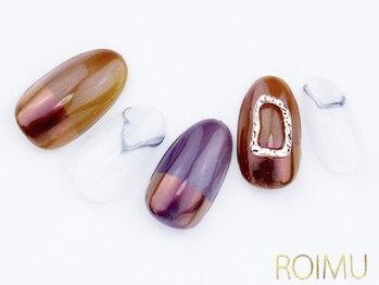 ロイム(ROIMU)/ニュアンス ミラー ネイル