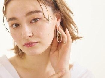 ベッキーラッシュ 八丁堀店(BeckyLash)の写真/《ダメージレス×自然なボリューム》で瞳の大きさを最大限に★1ランク上の仕上りの美しさへ!モチの良さも◎