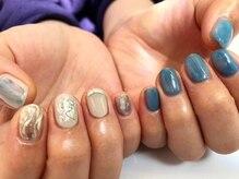 エル バイ ゼノン ビューティー(L by ZENON BEAUTY)の雰囲気(nail design)