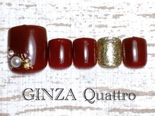 ギンザ クワトロ(GINZA Quattro)/Foot LuxuryA/定額8500円/レッド