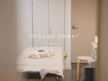 オレンジ スウィート(Orange Sweet)/施術スペース