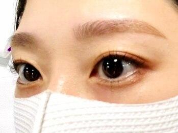 ココロニコル つくばさくらの森店の写真/お顔の印象は眉毛で決まる!最新のWax脱毛技術で話題沸騰の「ふんわり眉毛」を実現!