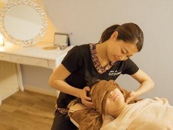サロンドエンガワ(Salon de ENGAWA)の写真/【NEW OPEN】極上ドライヘッドスパで思わず寝落ち…♪自律神経を整え目や脳の緊張をほぐします◎