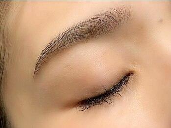 ココロニコル つくばさくらの森店の写真/ココロニコルのまつ毛と眉毛のメニューは「自分の素材を生かしてデザインする!」がテーマ☆