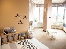 デザインケー 長町南店(designK)の雰囲気(別室のキッズスペースありでお子様同伴も可能♪)