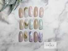グレース ネイルズ(GRACE nails)/NEWサンプル