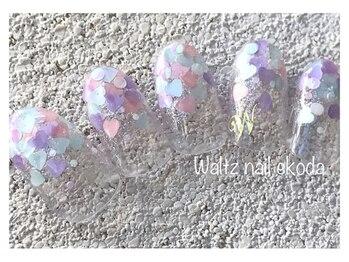 ワルツ(Waltz eye&nail)/定額コース ¥5980