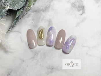 グレース ネイルズ(GRACE nails)/シアカラー