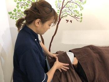 KWMボディメンテナンス 吉祥寺/目の疲労などに効果あり!