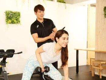 フォルツァ フィットネス スタジオ グラン(FORZA Fitness Studio GRAN)の写真/毎回トレーナーが付く女性専用ジム!オーダーメイドメニューで身体のお悩み解決♪低価格で通いやすさも◎
