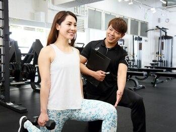 フォルツァ フィットネス スタジオ グラン(FORZA Fitness Studio GRAN)の写真/運動が苦手&久しぶりな方でも安心のトレーニングプログラム★プロのトレーナー自慢の腕であなたをサポート
