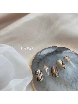 ファーストネイルアンドアイラッシュ 札幌駅前店(1stNAIL&eyelash)/■定額デザイン¥7000■