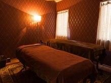 エステサロンケードット(Esthetic Salon K.)の雰囲気(落ち着いた空間でよりリラックスできるようにしております)