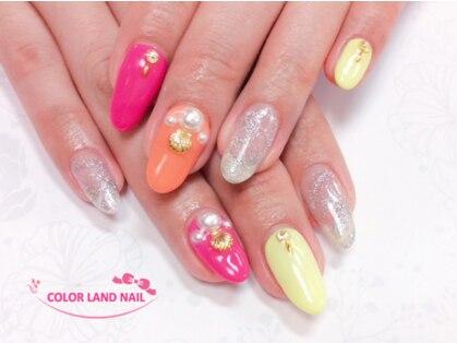 カラーランドネイル 渋谷店(Color Land Nail)の写真