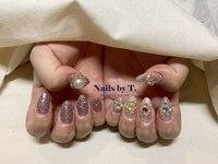 ネイルズ バイ ティー(Nails by T.)