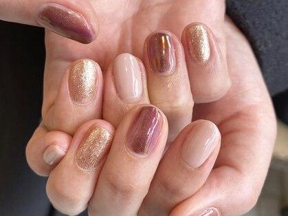 アンリエッタ ネイル(unlieta nail)の写真