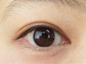 アイラッシュサロンティアラ/すっぴんの目