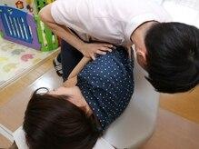 ラックスアンリミテッド カイロプラクティックセンターの雰囲気(産前産後のデリケートな調整に定評あり◎)