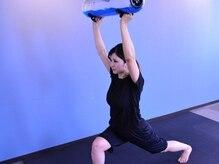 18ミニッツ パーソナルトレーニングジム 伊勢佐木長者町店の雰囲気(今話題のトレーニング器具も導入!!体幹を使って理想のボディに♪)