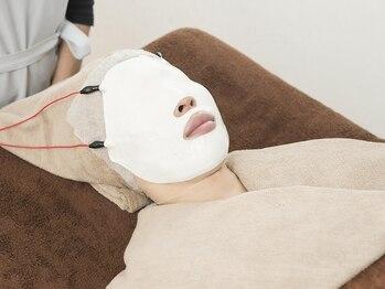 サロン ド ノエル(Salon de Noel)の写真/【気になるくすみを徹底ケア☆】高濃度ビタミンをお肌へ導入し、美しい艶肌へ導きます♪