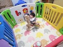 ラックスアンリミテッド カイロプラクティックセンターの雰囲気(キッズスペース・バウンサーあり。乳幼児からお子様同伴可!)