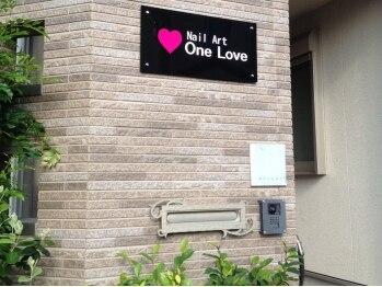 ネイルアート ワンラブ(Nail Art One Love)
