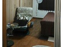 アンヨールの雰囲気(個室で気を使うことなく施術を受けていただきます)