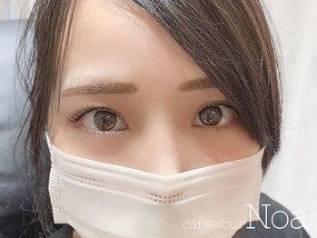 カルフールノア 草加駅西口店(Carrefour noa)/まつげカールデザイン/お客様25