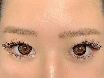 アイリス(Eye Ris)の写真/定番人気の3Dで印象的なパッチリeye★上下付け放題はアイライン効果で圧倒的な存在感ある目元にチェンジ◎