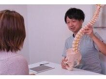 姿勢 骨盤矯正専門 ココワ(COCOWA)の雰囲気(1人1人に丁寧に悩みをお伺いします♪)