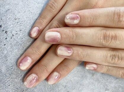 ラングル ネイルサロン(L'ongle nail salon)の写真