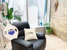 インミー(inMe)の雰囲気(完全個室空間でリラックスしてご利用いただけます。)