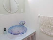メディカルスリム(medicalslim)/洗面台でメイク直しも出来ます。