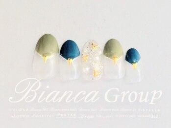 ビアンカ 池袋店(Bianca)/オーバルフレンチネイル