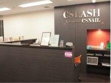 まつげエクステサロン エスラッシュ 大森店(esLASH)の雰囲気(人気ネイルサロン:esNAILが遂にまつ毛サロンをオープン)