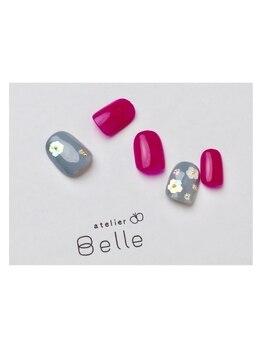アトリエ ベル(atelier Belle)/どんなお花*