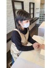 モンスリールネイル 都島毛馬店(Mon sourire nail)Mami