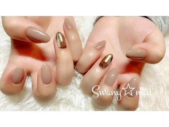 スワニーネイル(Swany nail)(神奈川県藤沢市)