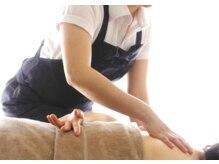 ロン ポワン(Rond-Point)の雰囲気(肩こり・腰痛に効くアロマ整体で、施術後の効果を実感♪)