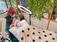 ステラマリス(Stella Maris)の雰囲気(ゆったりベッドでくつろぎながら施術を受けられます★)