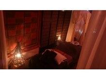 ボマイス(Bo mai sp)の雰囲気(ゆったりできる アジアンチックな個室空間)