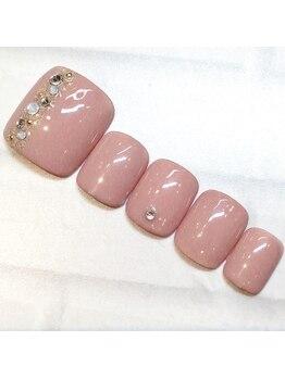 ライト ネイルズ ニシノミヤ(light nails NISHINOMIYA)/¥6600