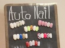 Auto Nail☆お好みのアート、写真がプリントできます。