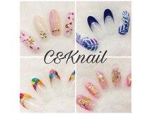 シーアンドケーネイル 新宿店(C&K nail)の雰囲気(今月のキャンペーン。4種類から¥6980で楽しめます。)