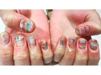 パルネイル(PAL nail)/地層ネイル
